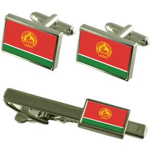 【送料無料】メンズアクセサリ― カフスボタンタイクリップボックスセットnanjing city china flag cufflinks tie clip box gift set