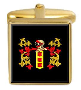 【数量限定】 【送料無料】メンズアクセサリ― イングランドカフスボタンボックスコートkelsey england family crest surname coat of arms gold cufflinks engraved box, アート倶楽部T&M b8779ed0
