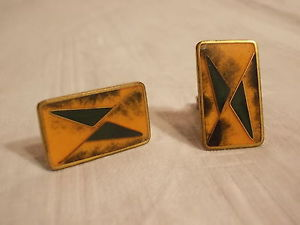 【送料無料】メンズアクセサリ― エナメルカフスカフリンクスdistinctive enamel cufflinks the 60er schibensky perli age cuffs
