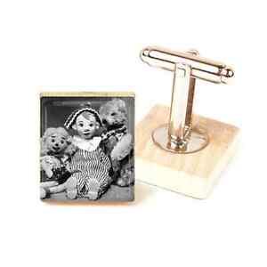 【送料無料】メンズアクセサリ― アンディカフスボタンアンディテレビカフスボタンメンズレトロテレビハンドメイドandy pandy cufflinks andy pandy tv cufflinks mens gift retro tv 1970s handmade