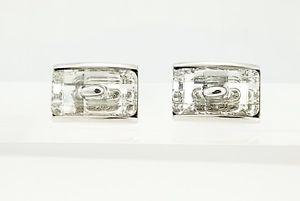 【送料無料】メンズアクセサリ― イアンフラハティスワロフスキークリスタルカフスボタンメンズカフスボタンカフリンクスian flaherty amazing swarovski crystal cufflinks,mens cufflinks,groom cufflinks