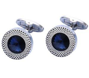 【送料無料】メンズアクセサリ― クリスタルメンズカフスボタンカフリンクス silver plated crystal mens cufflinks top quality groom wedding cufflinks