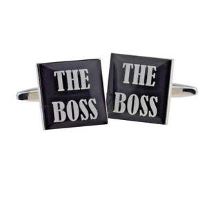 【送料無料】メンズアクセサリ― the bossカフスリンクx2bocs201the boss design cufflinks x2bocs201
