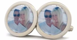 【送料無料】メンズアクセサリ― your photoimage custom made cufflinks nice giftyour photo or image custom made cufflinks nice gift