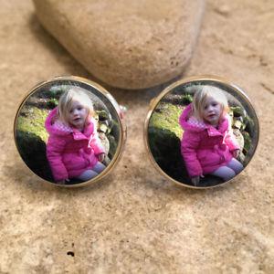 【送料無料】メンズアクセサリ― イメージ20mmカフスリンクカフスリンクpersonalised photo image 20mm cufflinks cuff links personalized