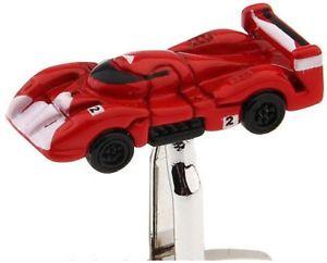 【送料無料】メンズアクセサリ― スポーツカーカフスボタンシャツレーシングルマングランプリドライバーquality red sports car cufflinks shirt racing gift f1 le mans grand prix driver