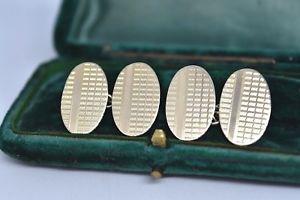 【送料無料】メンズアクセサリ― ビンテージスターリングシルバーアールデコデザインカフリンクスvintage sterling silver cufflinks with an art deco design g49
