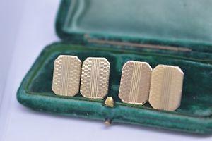 【送料無料】メンズアクセサリ― ビンテージスターリングシルバーアールデコデザインカフリンクスvintage sterling silver cufflinks with an art deco design b583