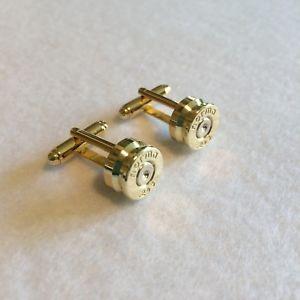 【送料無料】メンズアクセサリ― 243カフスリンク ライフルbullet head 243 cufflinks shooting hunting rifle wedding ideal gift