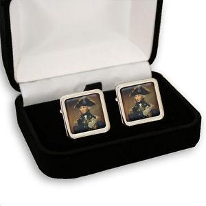 【送料無料】メンズアクセサリ― アドミラルロードネルソンメンズカフリンクスadmiral lord nelson men's cufflinks