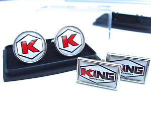 【送料無料】メンズアクセサリ― james bond 007king industries badge mens cufflinks giftjames bond 007 king industries badge mens cufflinks gift
