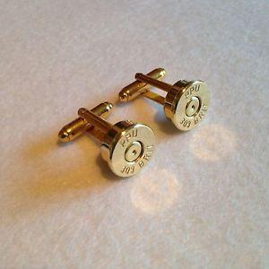 【送料無料】メンズアクセサリ― 303カフスリンクライフルbullet head 303 british cufflinks shooting hunting rifle wedding ideal gift