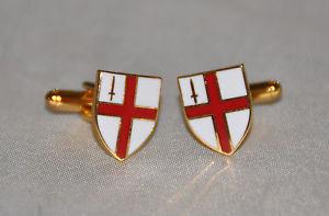 【送料無料】メンズアクセサリ― ロンドンカフスリンクcf001city of london gold plated cufflinks cf001