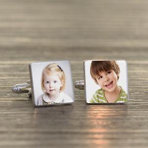 【送料無料】メンズアクセサリ― カフリンクスクリスマス listingpersonalised photo cufflinks birthday wedding anniversary christmas gift