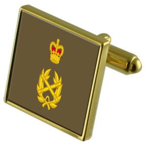 【送料無料】メンズアクセサリ― ランクフィールドカフスボタンクリスタルタイクリップセットarmy insignia rank field marshal goldtone cufflinks crystal tie clip gift set