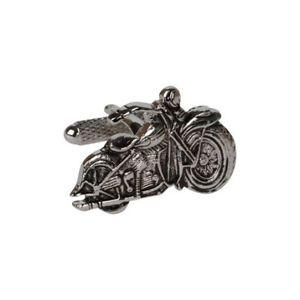 【送料無料】メンズアクセサリ― ヴィンテージモーターバイクカフスリンクvintage motorbike cufflinks