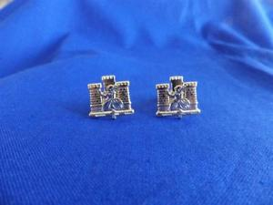 【送料無料】メンズアクセサリ― ロイヤルバイキングスカフリンクセットroyal anglian 1st battalion vikings cuff link gift set