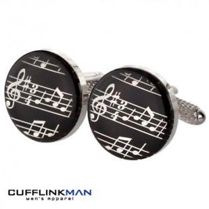 【送料無料】メンズアクセサリ― メロディカフリンクスmarvellous melody music cufflinks