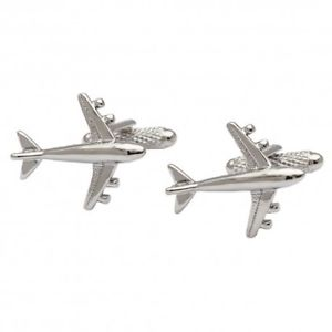 【送料無料】メンズアクセサリ― ボーイングカフリンクスboeing 747 aeroplane cufflinks