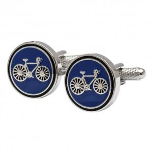 【送料無料】メンズアクセサリ― サイクリングカフスボタンカフスボタンエディションcycling cufflinks blue bicycle cufflinks edition