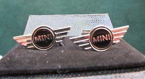 【送料無料】メンズアクセサリ― bmwミニカフスリンクbmw mini cufflinks by autocuffs