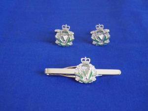 【送料無料】メンズアクセサリ― ロイヤルアイリッシュカフリンクタイグリップクリップセットroyal irish regiment cuff link and tie grip clip set