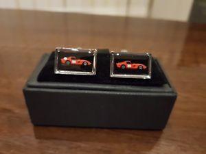 【送料無料】メンズアクセサリ― carlinksフェラーリ250gtoカフスリンクcarlinks ferrari 250 gto cufflinks