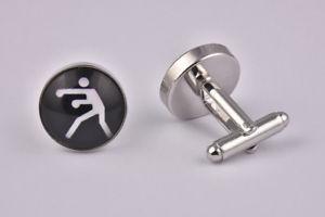 【送料無料】メンズアクセサリ― ボクシングカフスリンクboxing cufflinks