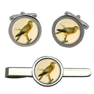 【送料無料】メンズアクセサリ― マーリンラウンドタイクリップセットmerlin round cufflink and tie clip set