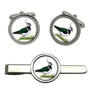 【送料無料】メンズアクセサリ― タイクリップセットlapwing round cufflink and tie clip set