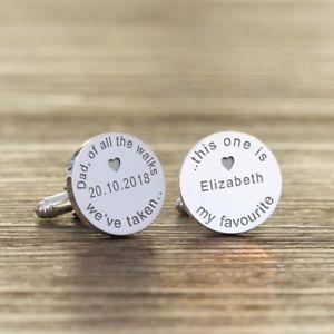 【送料無料】メンズアクセサリ― カフリンクスof all the walks wedding cufflinks