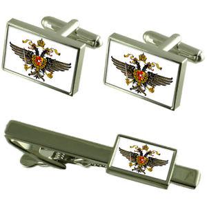 【送料無料】メンズアクセサリ― カフスボタンタイクリップボックスセットdragoon guards military england flag cufflinks tie clip box gift set