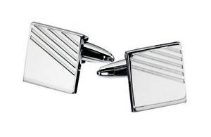 【送料無料】メンズアクセサリ― フレッドベネットステンレスリブカフリンクスfred bennett stainless steel cufflinks with ribbed details
