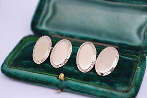 【送料無料】メンズアクセサリ― ビンテージアールデコスターリングシルバーゴールドプレートカフリンクスvintage art deco sterling silver cufflinks with a gold plate b102