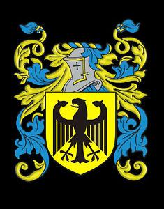 送料無料 メンズアクセサリ― ガーウッドイングランドカフスボタンボックスコートgarwood england family crest surname coat of arms gold cufflinks engraved box6Yb7yvgf