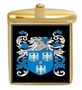 【送料無料】メンズアクセサリ― スコットランドカフスボタンボックスセットファミリークレストコートmcbroom scotland family crest coat of arms heraldry cufflinks box set engraved