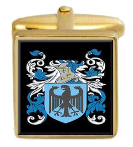 【送料無料】メンズアクセサリ― スコットランドカフスボタンボックスセットファミリークレストコートgrindlay scotland family crest coat of arms heraldry cufflinks box set engraved
