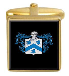 【送料無料】メンズアクセサリ― スコットランドカフスボタンボックスセットファミリークレストコートcochrane scotland family crest coat of arms heraldry cufflinks box set engraved