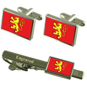 【送料無料】メンズアクセサリ― ヴァレッタマルタカフスボタンタイクリップセットvalletta city malta flag cufflinks engraved tie clip set