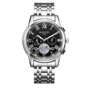 【送料無料】メンズアクセサリ― ビジネスメンズステンレススチールhigh quality business mens stainless steel wrist watch
