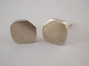 【送料無料】メンズアクセサリ― フランツカフブロガーfranz scheuerle cuffs 925 silver modernist design boho blogger 60s70s