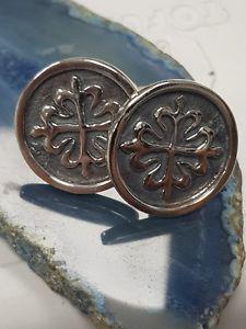 【送料無料】メンズアクセサリ― スターリングシルバーカフリンクス925 sterling silver cufflinks