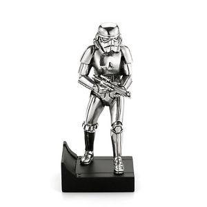 【送料無料】メンズアクセサリ― ロイヤルセランゴールハンドスターウォーズコレクションピューターroyal selangor hand finished star wars collection pewter stormtrooper