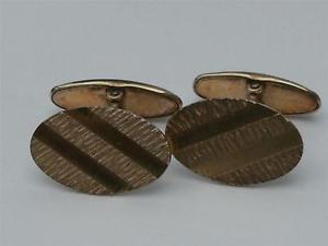 【送料無料】メンズアクセサリ― ゴールドカフスボタンロンドンbeautiful 9ct gold cufflinks london 1979
