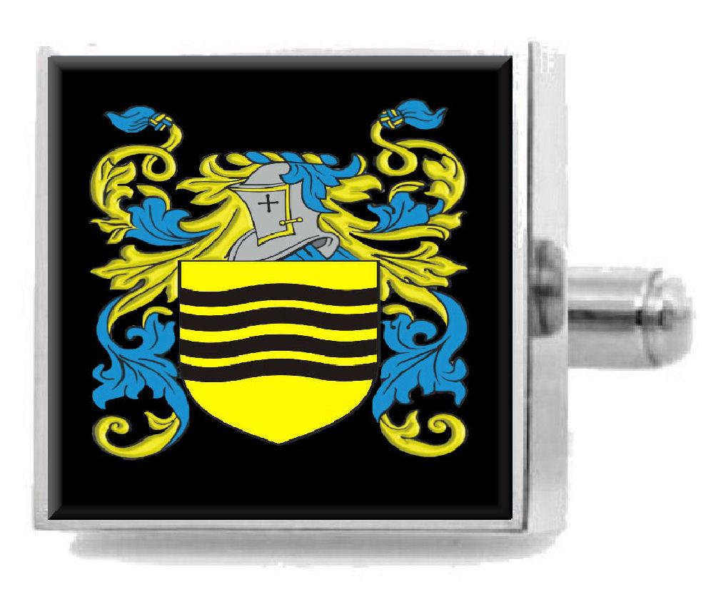 【送料無料】メンズアクセサリ― スコットランドカフスボタンボックスballance scotland heraldry crest sterling silver cufflinks engraved box