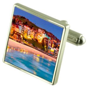 【送料無料】メンズアクセサリ― ボンダイビーチスターリングシルバーカフリンクスオプションボックスオンbondi beach sterling silver cufflinks optional engraved box