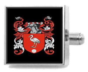 【送料無料】メンズアクセサリ― イギリスカフスボタンボックスgolightly england heraldry crest sterling silver cufflinks engraved box