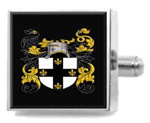 【送料無料】メンズアクセサリ― モリソンスコットランドスターリングカフスリンクmorrison scotland heraldry crest sterling silver cufflinks engraved box