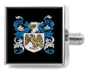 【送料無料】メンズアクセサリ― スコットランドカフスボタンボックスsemphill scotland heraldry crest sterling silver cufflinks engraved box