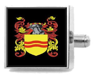【送料無料】メンズアクセサリ― スコットランドカフスボタンボックスtailyour scotland heraldry crest sterling silver cufflinks engraved box